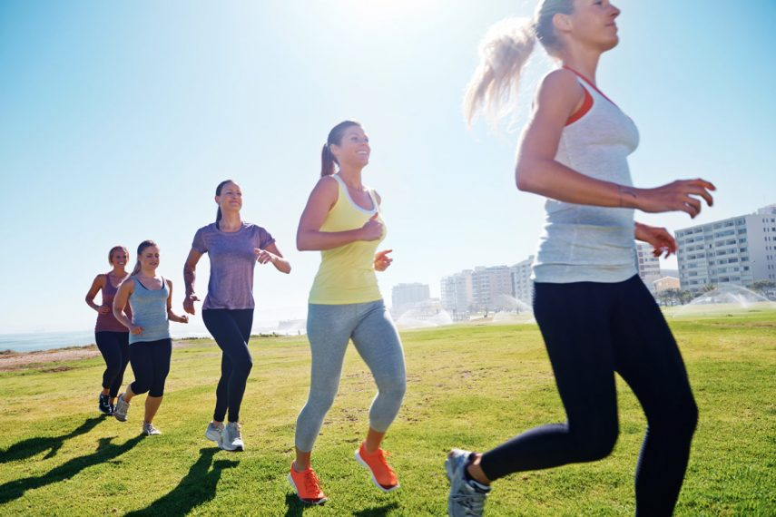Physical wellness and fitness training